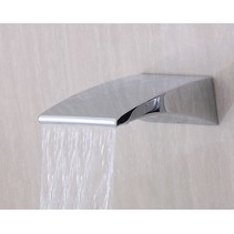 "Best-Design ""Rofo"" waterval muuruitloop tbv.douche en bad"