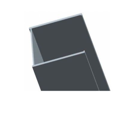 """Best-design Best-Design aluminium profiel voor """"Erico"""" voor 3856290-3856300-3856320-3856330-3856340-3856350-3856360-3856370-3875260-3875270"""