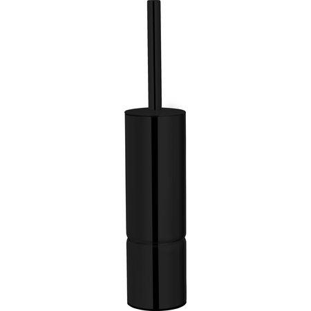 """Best-design Best-Design """"Nero"""" staande/wand toiletborstel mat-zwart"""