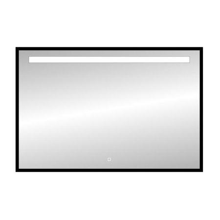 "Best-design Best-Design Nero ""Black-Miracle"" LED spiegel B=120 x H=80cm"