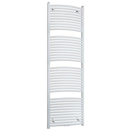 "Best-design Best-Design ""One"" radiator gebogen model 1800x600 mm"