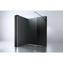 "Best-Design ""Erico 600"" inloopdouche 57-59 cm NANO 8mm glas"