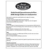 "Best-design Best-Design ""Arty-Links"" fontein ""Just-Solid"" 36x18x10cm"