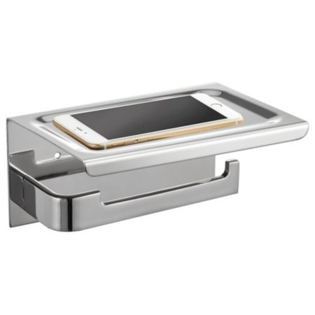 "Best-design Best-Design ""Phone"" toiletrolhouder (zonder telefoon)"