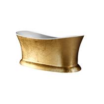 """Best-Design """"Color-Bridgegold"""" vrijstaand bad 175x79x70cm"""