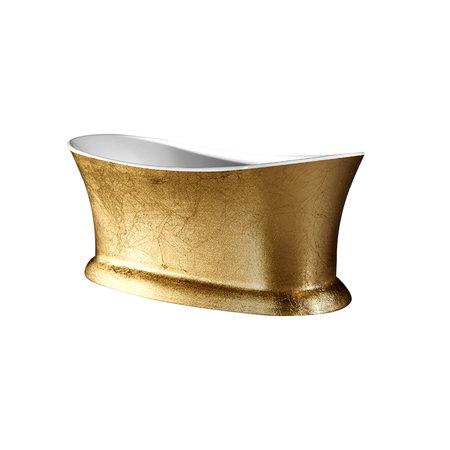 """Best-design Best-Design """"Color-Bridgegold"""" vrijstaand bad 175x79x70cm"""