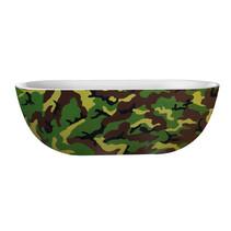 "Best-Design Color ""Camouflage"" vrijstaand bad 180x86x60cm"