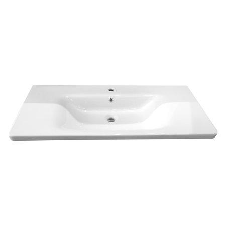 "Best-design Best-Design losse meubel wastafel ""Quick"" 80 cm"