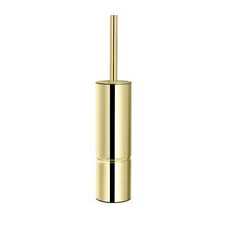 "Best-design Best-Design ""Nancy"" staande/wand toiletborstel mat-goud"