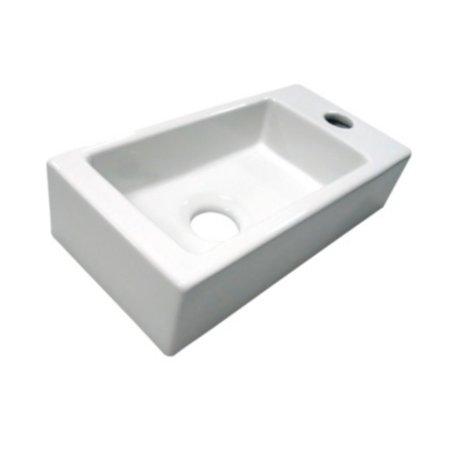 "Best-design Best-Design ""Mini-Block"" fontein Rechts 36x18x9cm"