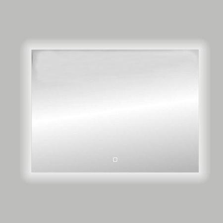 "Best-design Best-Design ""Angola"" Spiegel incl.LED B=120 x H=80 cm"