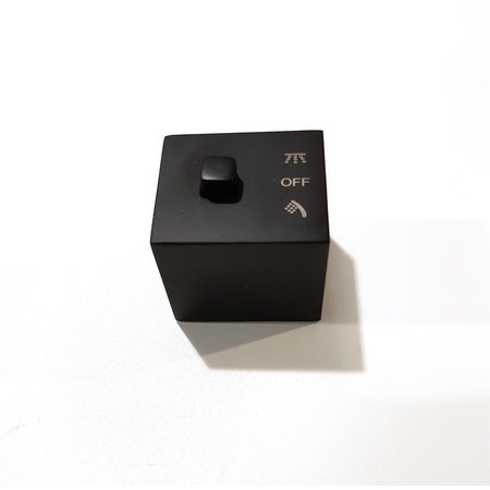 Best-design Best-Design Omstelknop tbv. Black-York no: 4006650