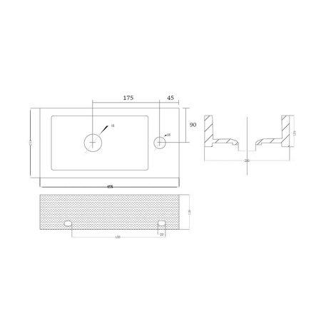 """Best-design Best-Design """"Rola"""" fontein 45x26x13cm"""