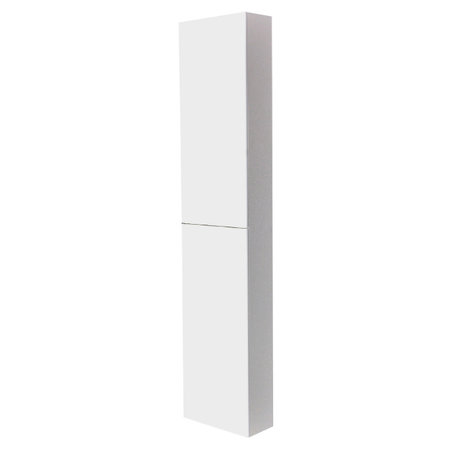 """Best-design Best-Design """"Blanco-Wit"""" hoge kolomkast L&R 35x180 cm glans-wit"""