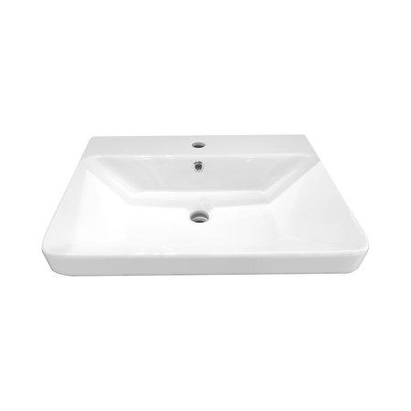 """Best-design Best-Design losse meubel wastafel """"Moby"""" 60 cm"""