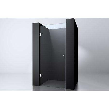 """Best-design Best-Design """"Erico"""" nisdeur 88,5-90x200cm NANO glas 8mm"""
