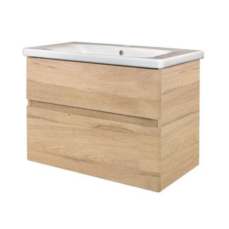 """Best-design Best-Design """"Quick-Greeploos-Oceanic"""" meubel onderkast + wastafel 65 cm"""