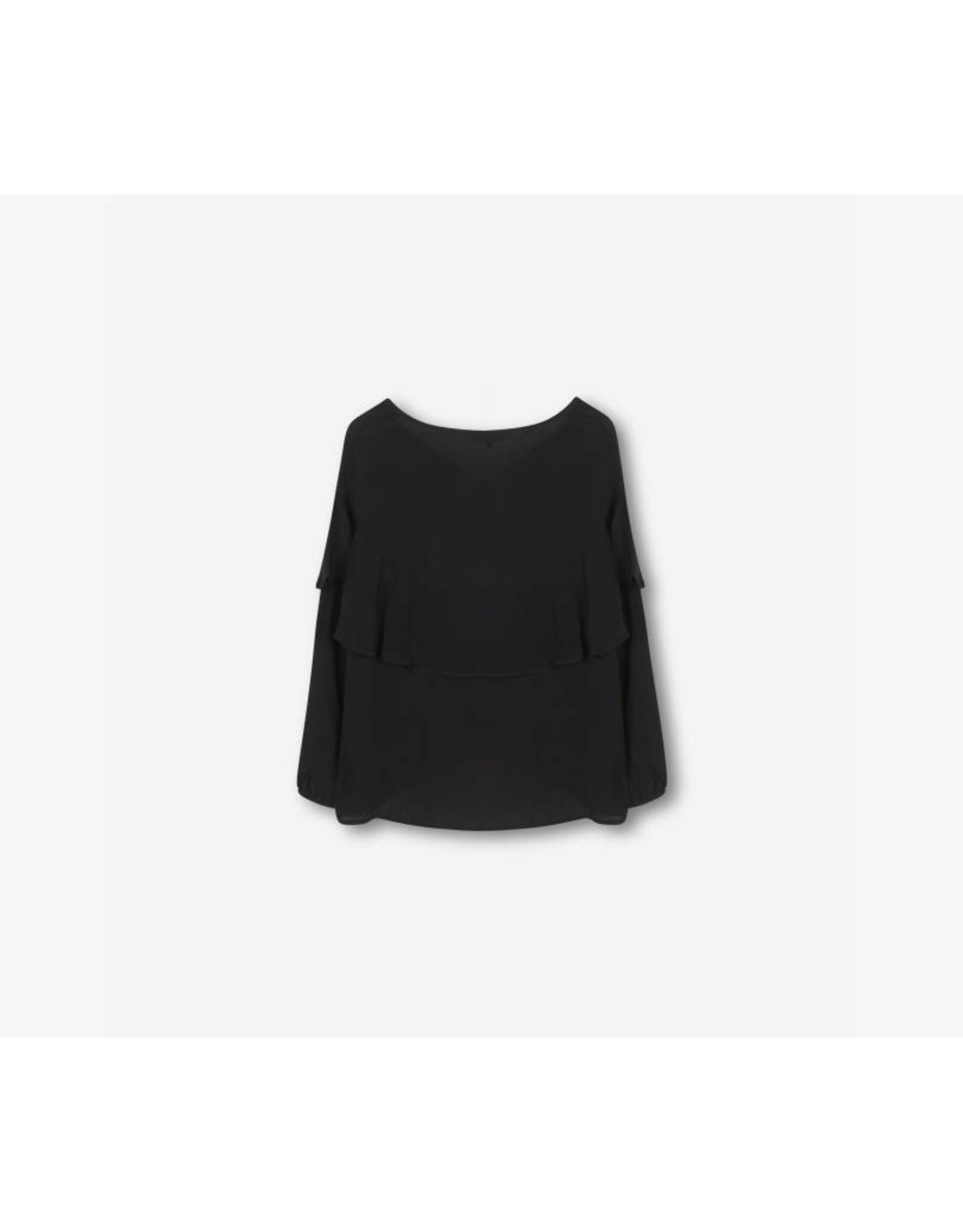 ALIX THE LABEL BLOUSE RUFFLE