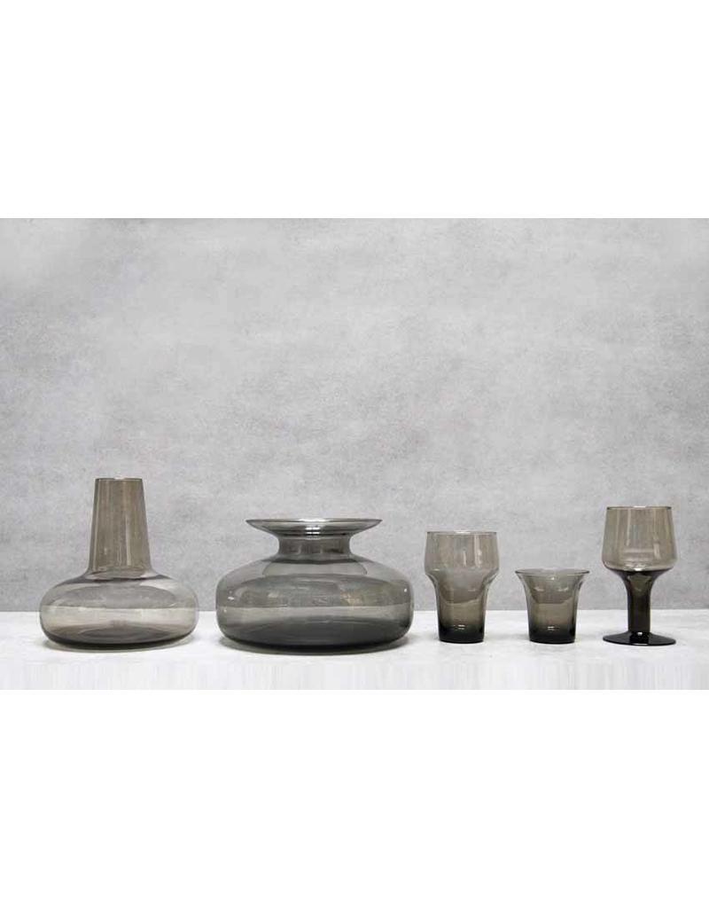 XL BOOM HOST GLASS SMALL SMOKE GREY