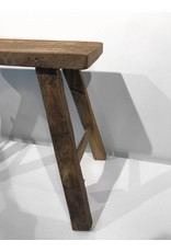 BLANCO WOODEN BENCH SMALL