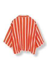 STELLA NOVA BLOUSE CUPRO STRIPES