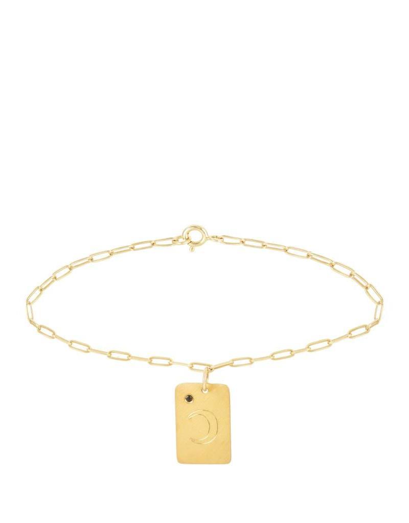 HERMINA TAROT BRACELET GOLD
