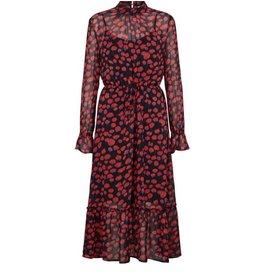 JUST FEMALE DRESS POPPY MAXI DRESS
