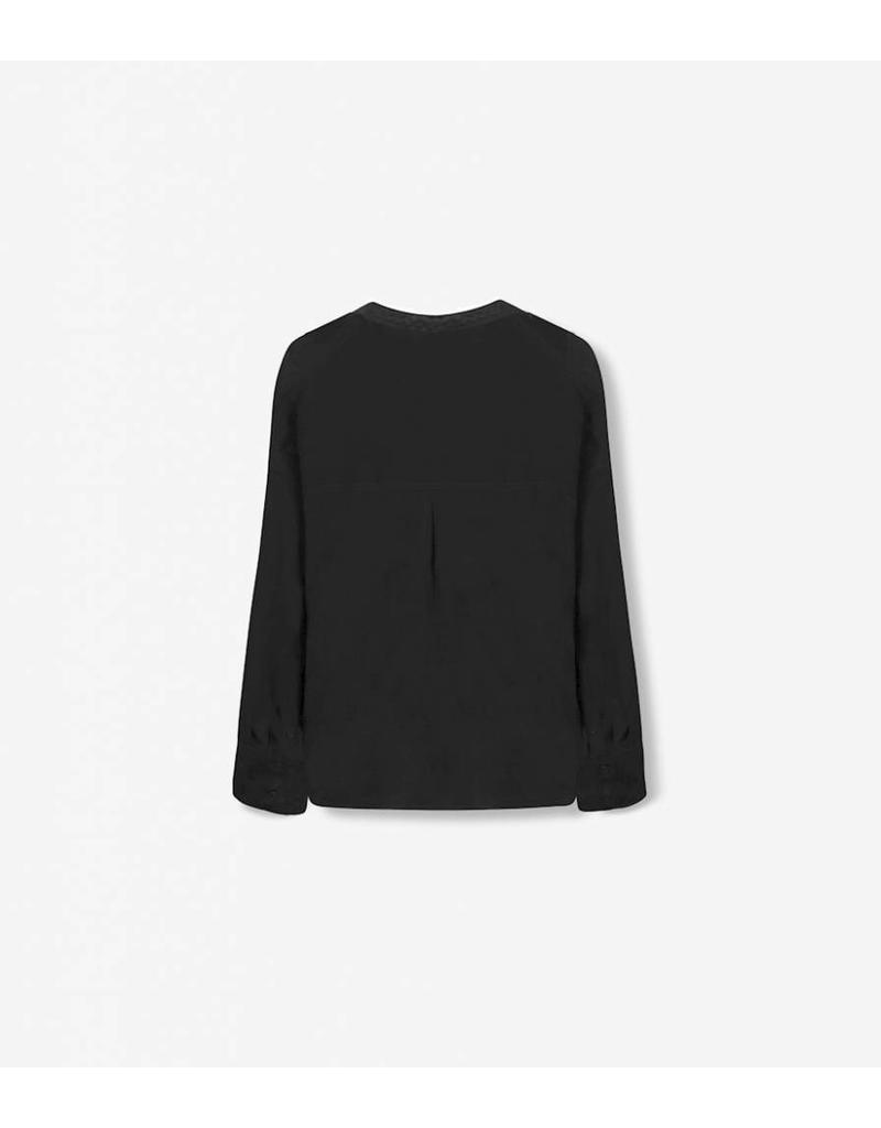 ALIX THE LABEL BLOUSE WOVEN VISCOSE