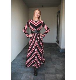 JUST FEMALE MAXI DRESS COLINE