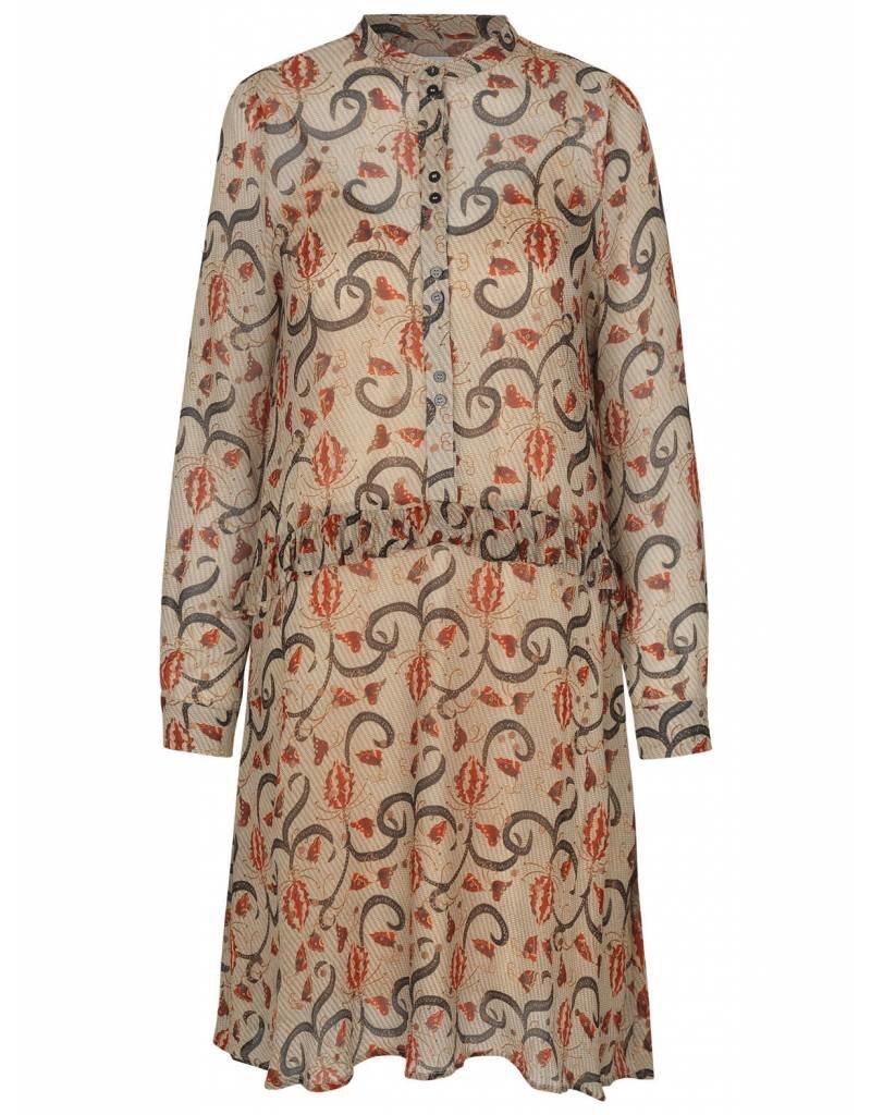MUNTHE DRESS ALYSSA