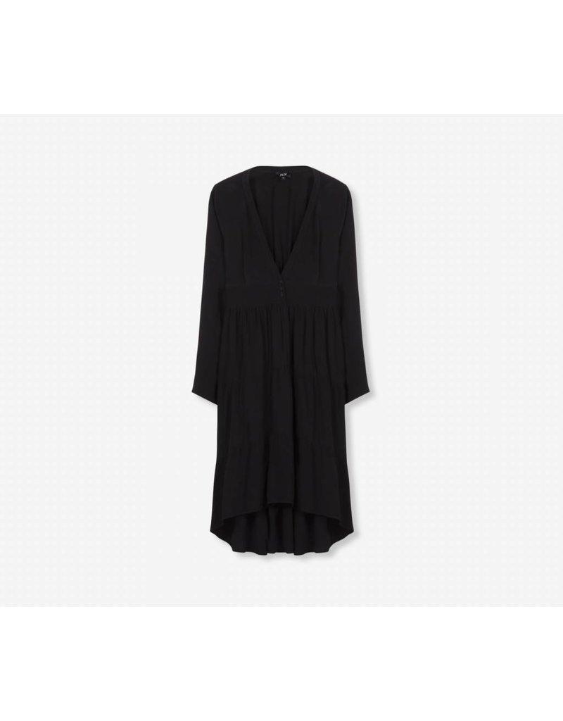 ALIX THE LABEL DRESS FLOWY VISCOSE