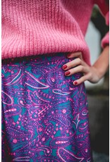 RUE DE FEMME SKIRT LOLO PINK/BLUE
