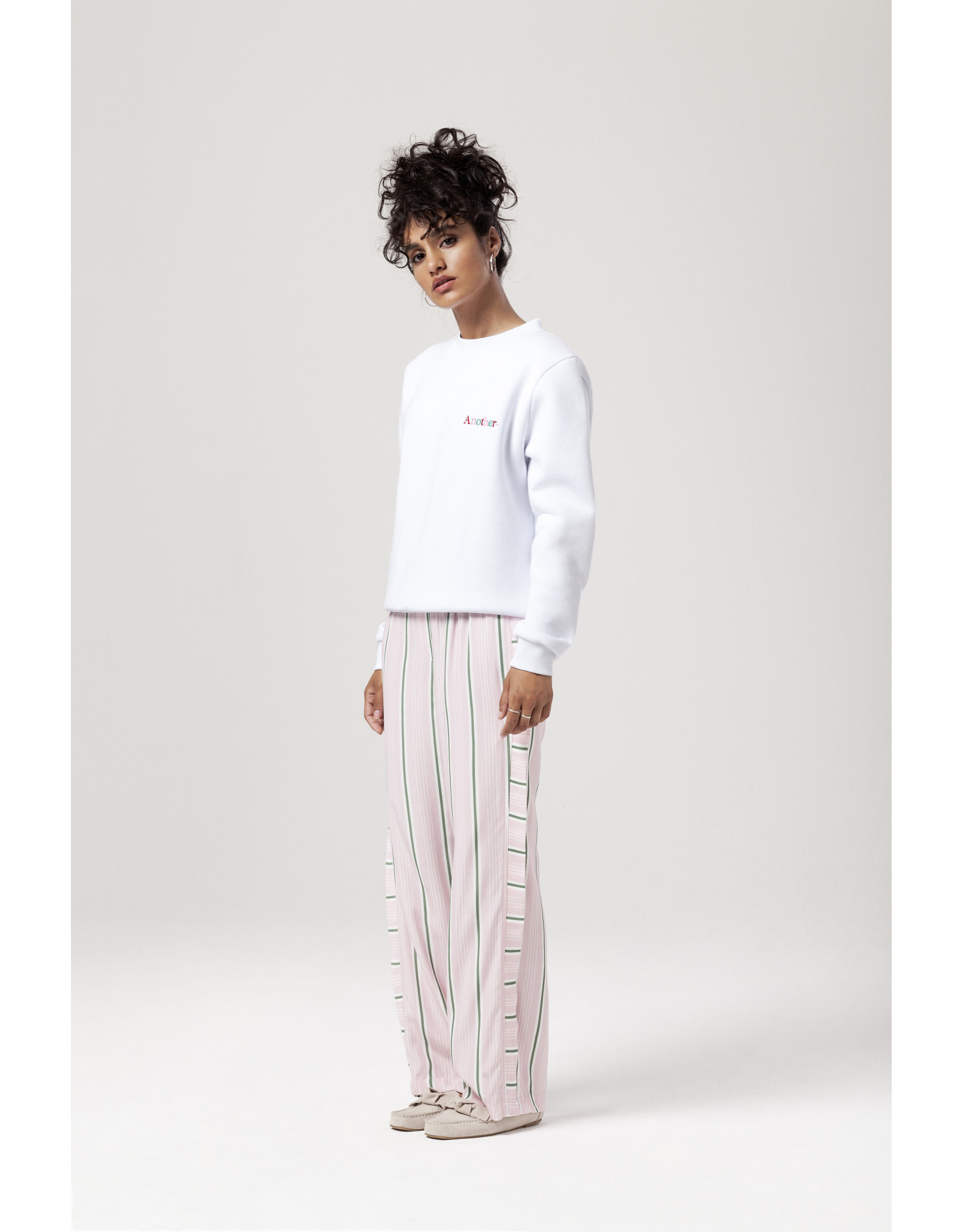 ANOTHER LABEL PANTS RABELAIS