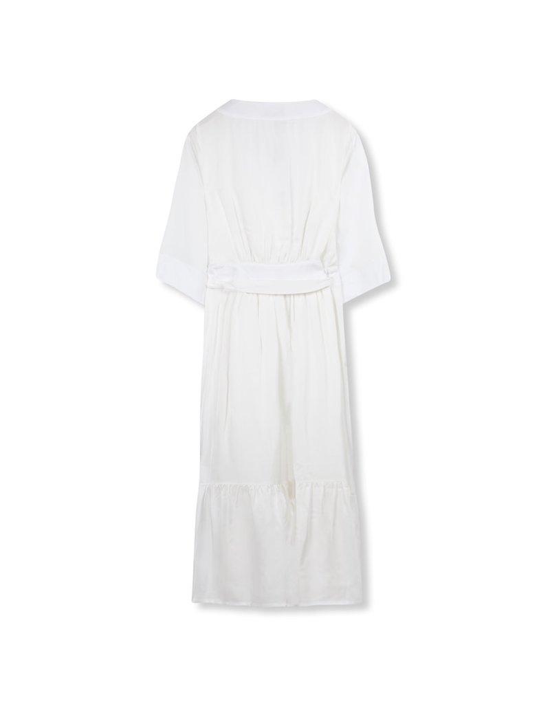 ALIX THE LABEL DRESS FLOWY JACQUARD