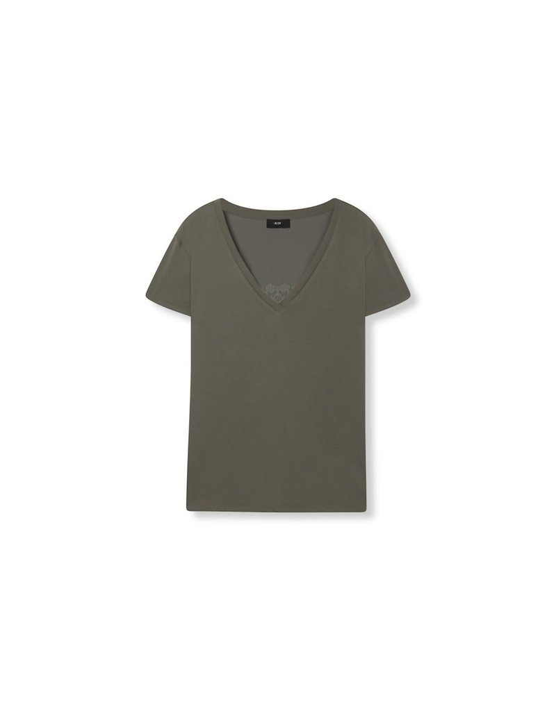 ALIX THE LABEL T-SHIRT JERSEY
