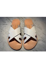 GREEK SALAD SANDALS LAGANAS