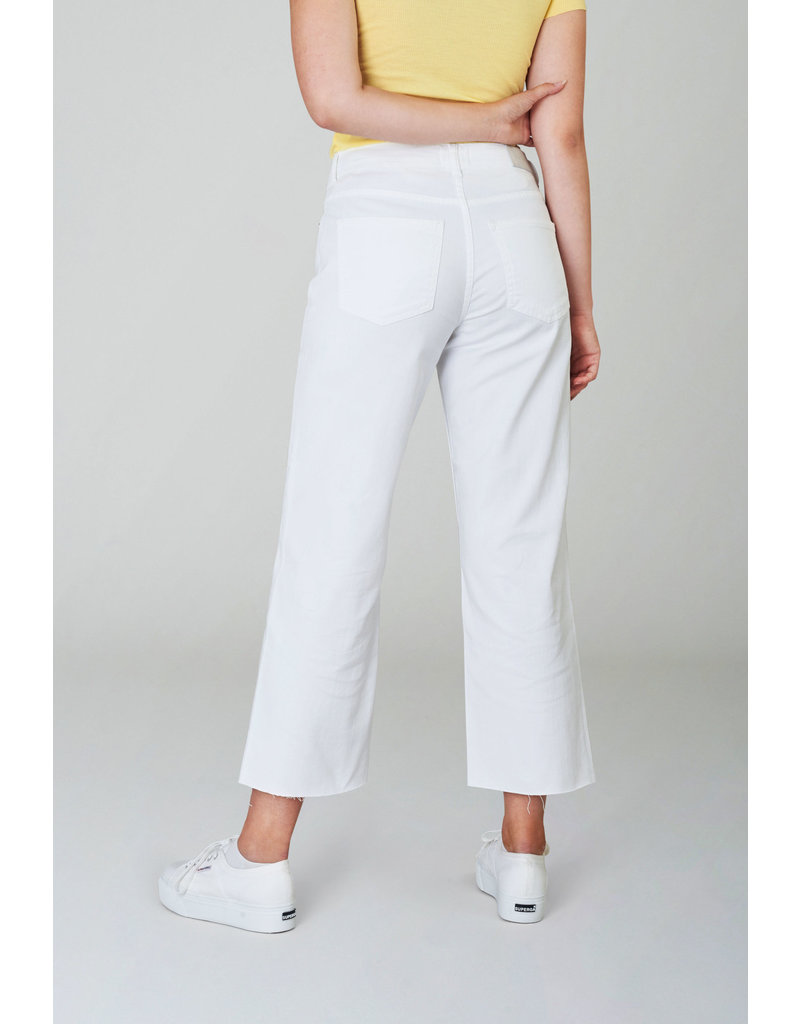 2ND ONE JEANS WHITE ADELE
