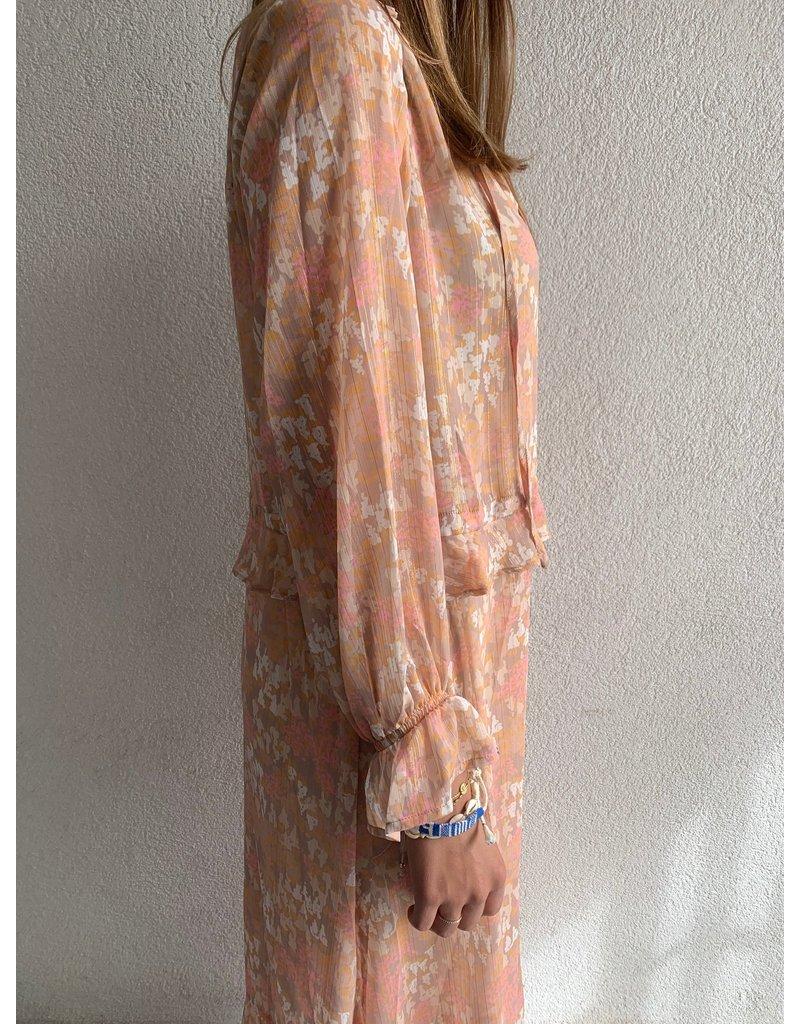 RUE DE FEMME DRESS MAXA PRINT