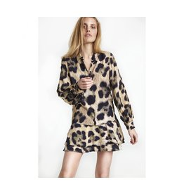 ALIX THE LABEL BLOUSE ANIMAL