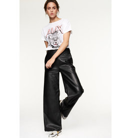 ALIX THE LABEL LEATHER FAUX PANTS