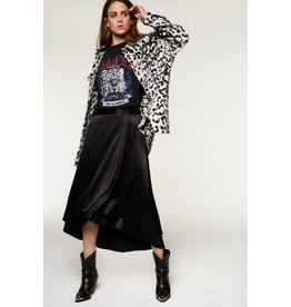 ALIX THE LABEL JACKET GRAPHIC ANIMAL