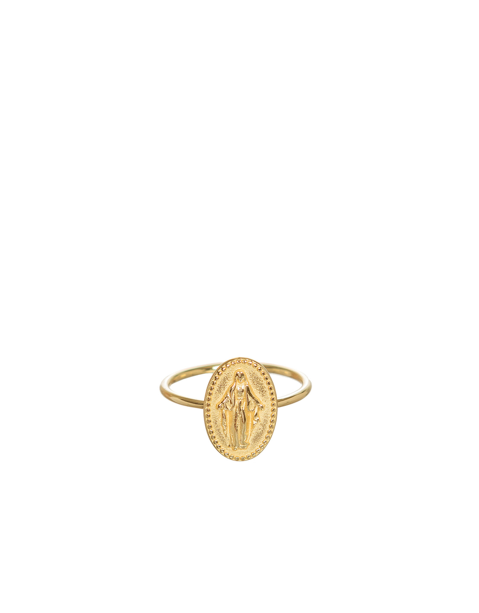 RING CHLOE MARY GOLD
