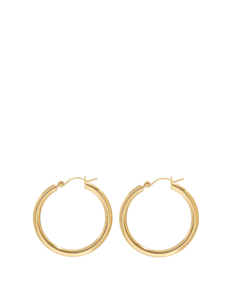 HOOPS JARA EXTRA LARGE GOLD