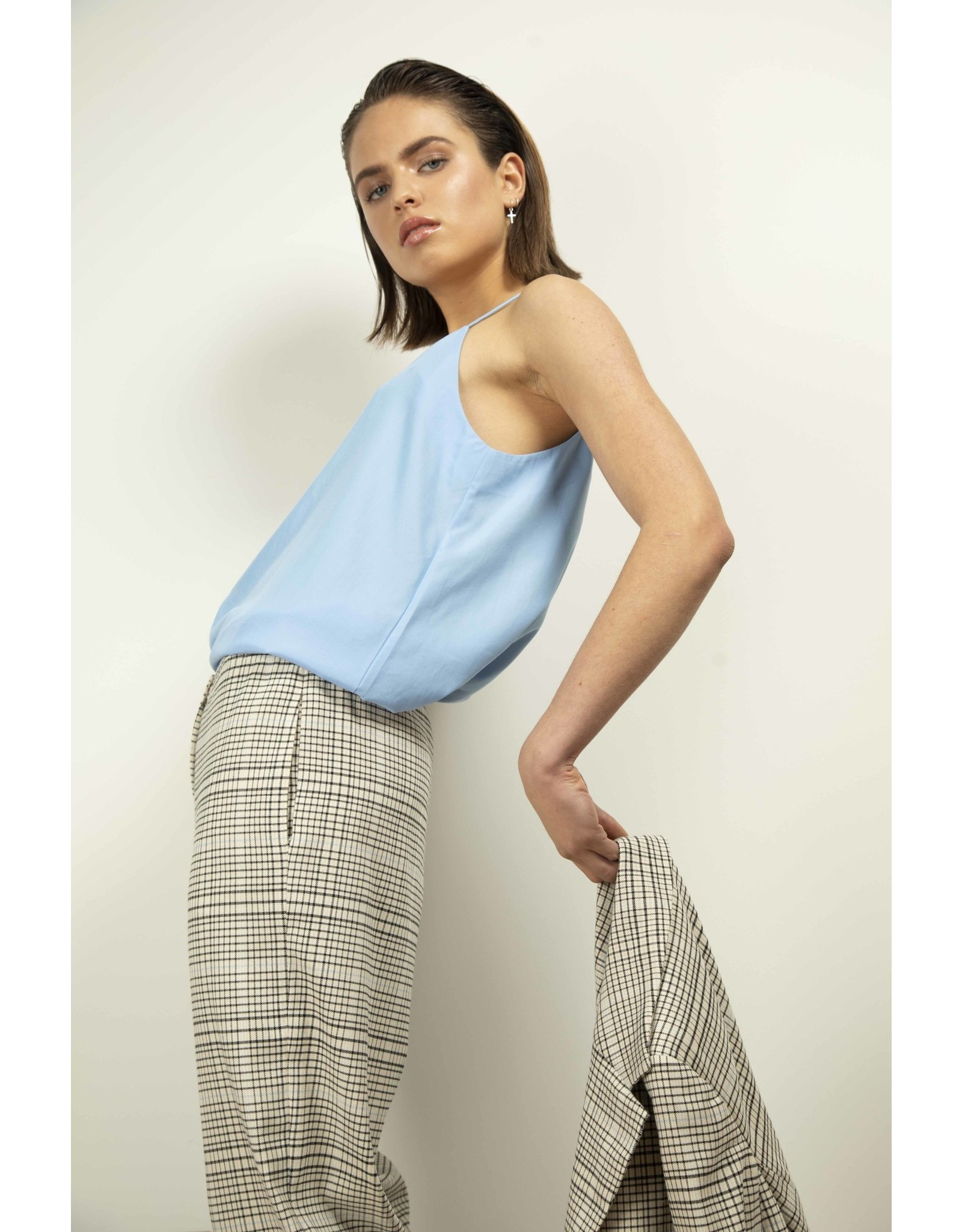 LIV THE LABEL TOP MUSSET
