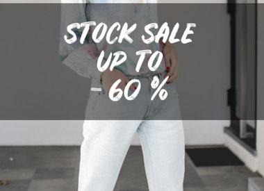 STOCK SALES - 60 %
