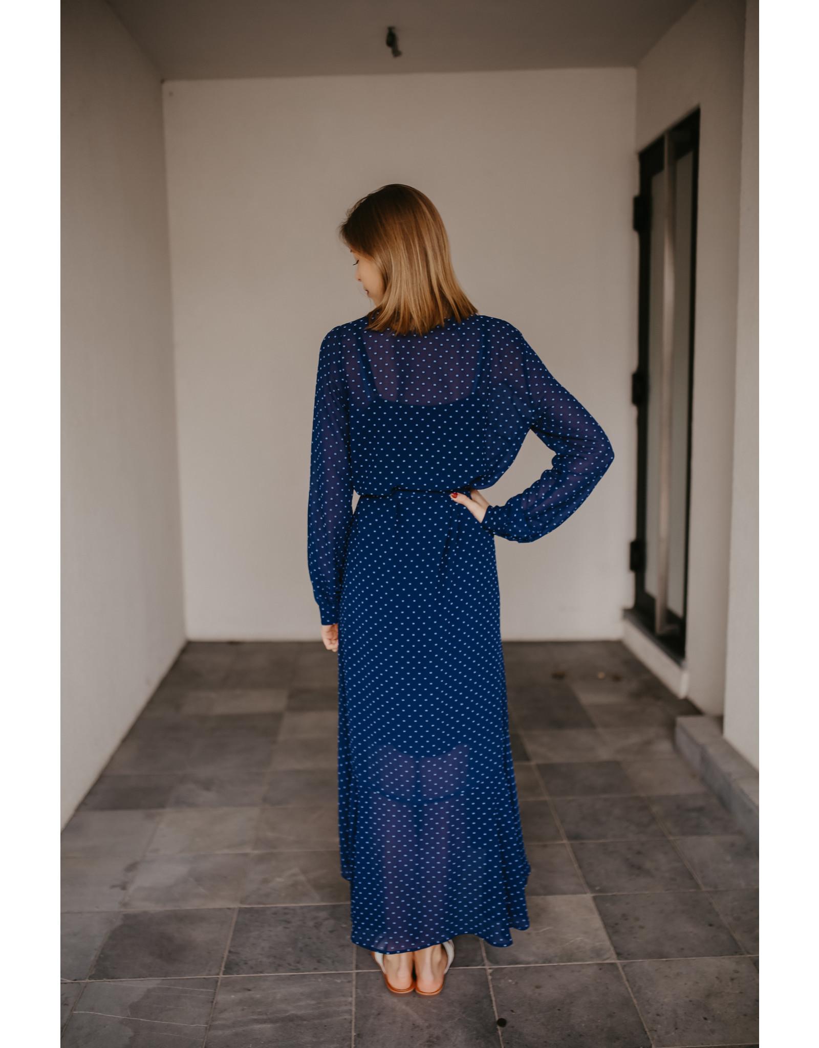 JUST FEMALE MAXI DRESS MILOU