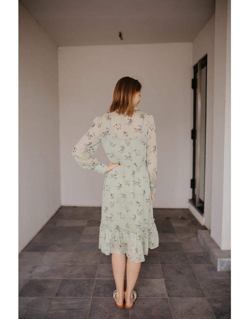 RUE DE FEMME DRESS LYKKE