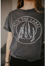 ALIX THE LABEL T-SHIRT VINTAGE CLAW