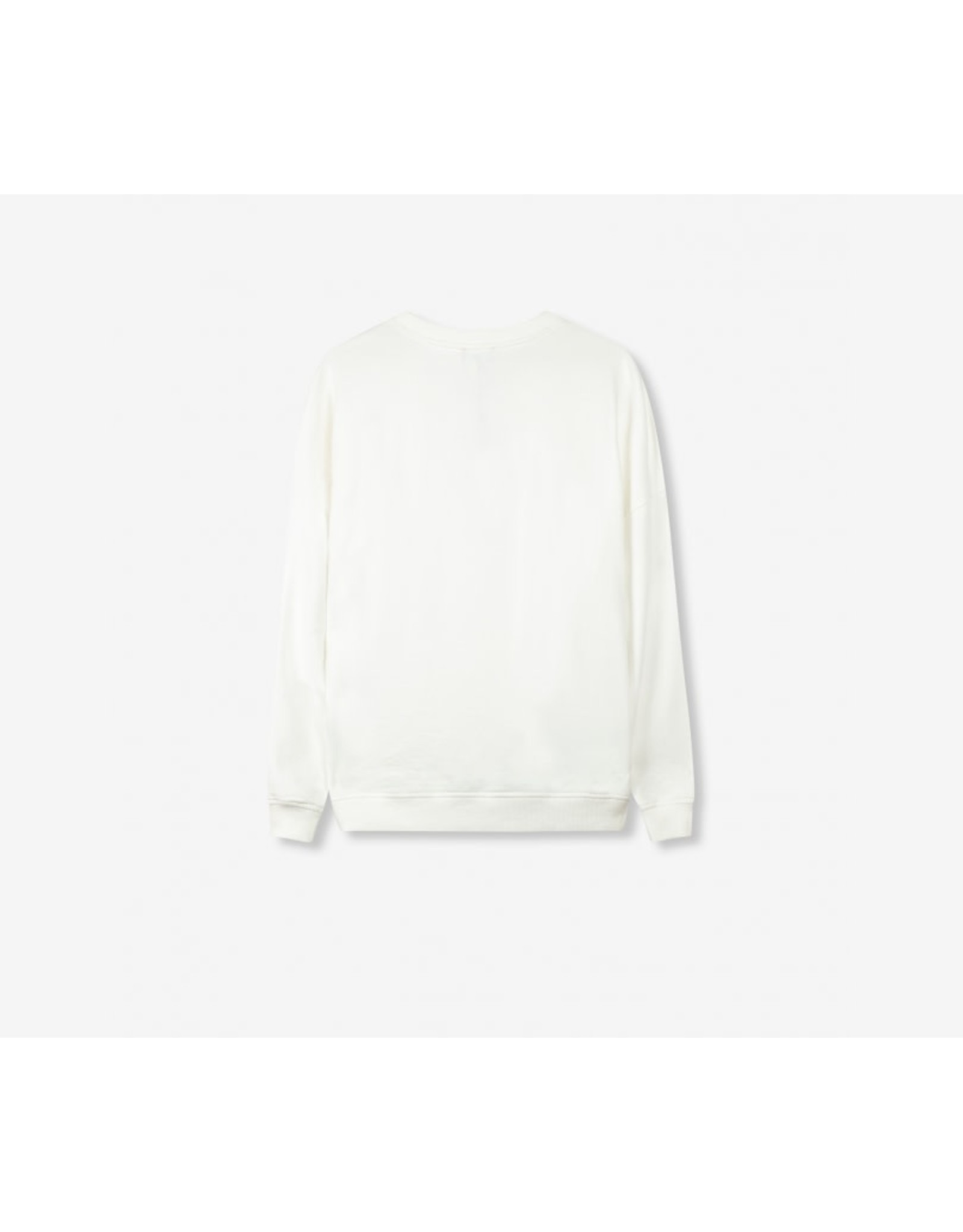 ALIX THE LABEL SWEATER BOXY