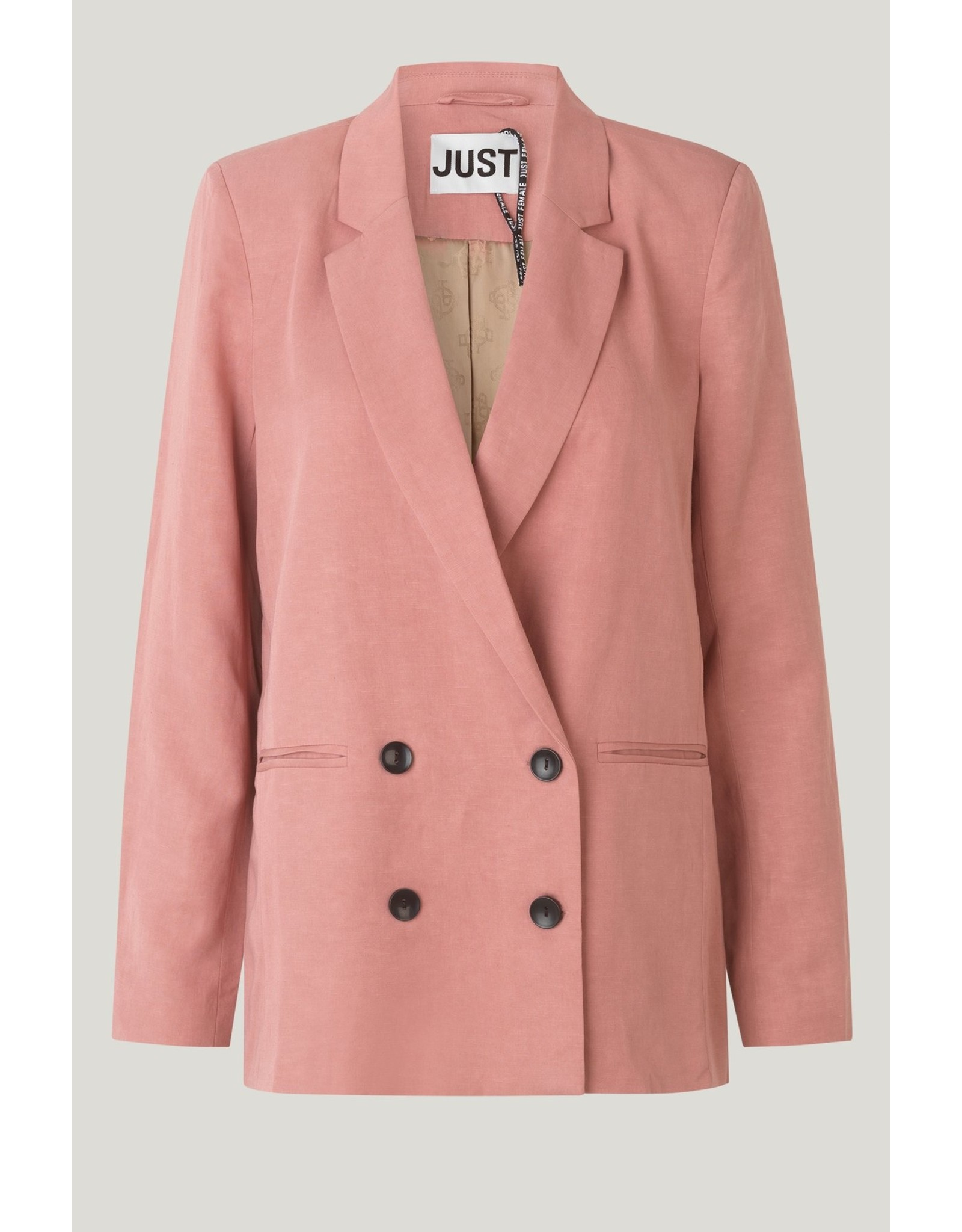JUST FEMALE PRIYA SOFT BLAZER